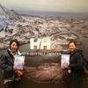 ヘリーハンセンの展示会にいってきましたー!!