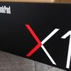 ThinkPad X1 Carbon 2017Ver 5thGeneration実は購入していました!やっぱりWQHDが一番!