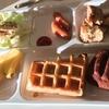 宮城県 コンフォートホテル、朝食が無料なのにバイキングで朝から楽しすぎる