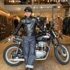 TOYS McCOY マーロン・ブランド扮する「THE WILD ONE」の主人公ジョニーが着ていたデュラブル社CODE33を完全復刻したダブルライダースのご紹介です(^^♪
