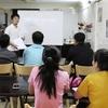 先週の日本語学校