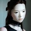 Akiko: Black dress lass