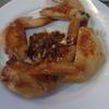 幸運な病のレシピ( 1605 )夜:カリフラワとレタスのクリーム煮、手羽先(味噌漬)のプレス焼き