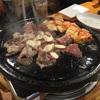 ヌルンジ*赤坂の韓国料理屋さん