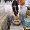 馬渡新平さんの工房で陶芸体験をしてきました☆