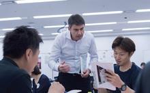 「ぐるなび」で飲食・接客サービス業向け英語研修が行われました!