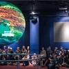 """Science On A Sphere"" (NOAA)'s Website"