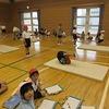 1年生:体育 マット運動
