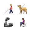 【Apple】この秋、iPhoneに新しい絵文字が登場。障がい者をテーマにした絵文字など59種類が追加される模様