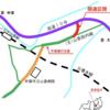 大分県 主要地方道 山香院内線(恒道工区)が一部開通