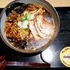 白樺山荘 @横浜ハンマーヘッド 札幌の名店で味噌じゃなくて正油チャーシュー麺