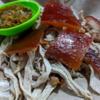 【バリグルメ】バリ伝統料理 バビ・グリン クリスピー豚丸焼き