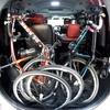 ロードバイクを車載し初琵琶湖!
