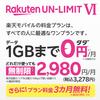 【楽天モバイル】 1GB以内への道 中間報告