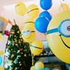 ミニオンズの誕生日パーティー