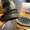 ブーツ修理(*´Д`*)