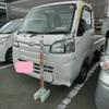 左フロント部板金修理\(^o^)/  ハイゼットトラック(EBD-S510P) 大西勝