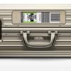 RIMOWA(リモア)スーツケース Electronic Tag 電子タグ付モデルを発売
