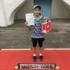 千葉市原ジュニアテニストーナメント準優勝