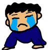 朝から号泣(´;ω;`)