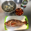 <春のおしゃれ料理>めばるのアクアパッツァ、春キャベツ