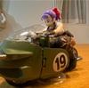 『ブルマの可変式No.19バイク』を作ってみた
