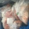 コロナ禍転じて 社長からBBQ肉が届く