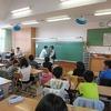 5年生:学活 学級目標を決める