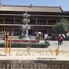 西夏時代のお寺、大仏寺を見学しよう♪ その1・大仏殿のほとけたち