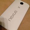 【 スマホレビュー】Nexus 6 レビュー SIMフリー端末としては最高クラス