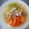 【台南グルメ】活跳跳干貝海産粥 理想の台南がギュッと詰まった優しい海鮮粥