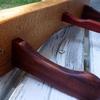 壁掛けハンガーフックを作ってみた|帽子やヘッドホンを掛ける木製ハンガー
