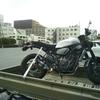 #バイク屋の日常 #ヤマハ #XSR700 #車検 #合格 #東京運輸支局