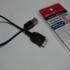 フィーチャーフォン(ガラケー)用の通信・充電ケーブル(オズマ OSMA IUD-FO03K)