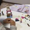 4歳の娘、パパにリベンジ。レゴ ディズニー 眠れる森の美女 オーロラ姫のお城 Sleeping Beauty's Fairytale Castle 41152 を一人で組み立てました!
