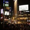 渋谷と朝猫