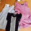 ベビー服から子供服へ…(^^)
