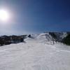 雪山遊び16日目/ハチ北でフリースタイルボード🏂