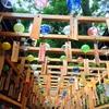 夏のフォトジェニックスポット【縁結び風鈴2017】川越氷川神社