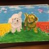 やりたいことマーケティング!3C分析で愛犬画家として絵を描く