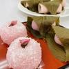 【note】和菓子〝さくら餅〟と〝道明寺〟習ってきた。