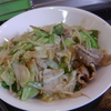 幸運な病のレシピ( 698 )昼:キャベツ炒め(焼肉の仕立て直し)、朝の残り