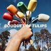 【BOUQUET OF TULIPS】ジェフ・クーンズがパリに寄贈したアート作品