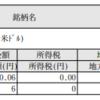 外貨建MMF 再投資のご案内 (兼)支払通知書が届きました(2018年12月)