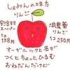 クエスト10:有機りんごを食べてみよう