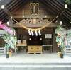 SNSにアップされている 西野神社の夏の風景
