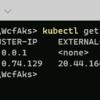 Azure SQL Database に接続する WCF サービスの Windows コンテナを Azure Kubernetes Service で動かす