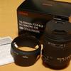 SIGMA 18-250mm F3.5-6.3 DC MACRO OS