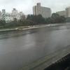 海と河と雨