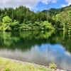 白石山ダム(山形県村山)